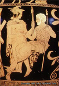 Perseus and Cepheus, Collection of The J. Paul Getty Museum, Malibu, California