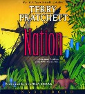 Nation, by Terry Pratchett, read by Stephen Briggs